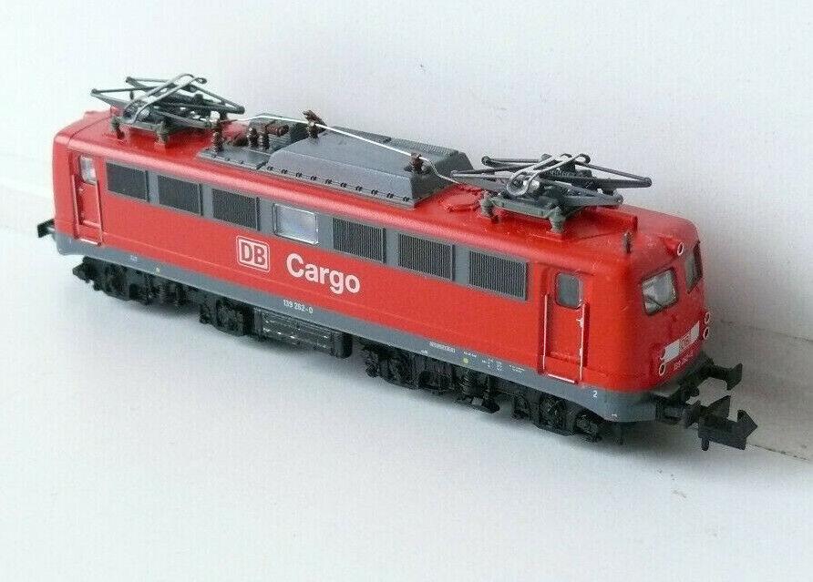 Fleischmann N - 7331 BR 139 DB CARGO Come Nuovo-OVP