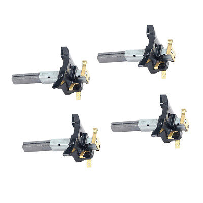 Vacuum cleaner Electric Motor Carbon Brushes Household Supplies Cleaning 4x