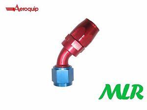 Aeroquip an -10jic 45° Grad Ölkühler Remote Filter Schlauch passend fbm4024 AAM