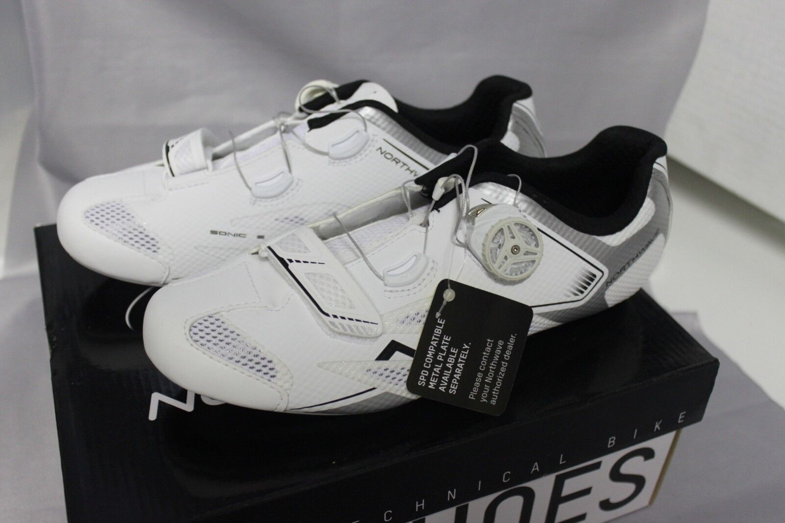 Northwave Sonic 2 Plus Road shoes White 39 UVP