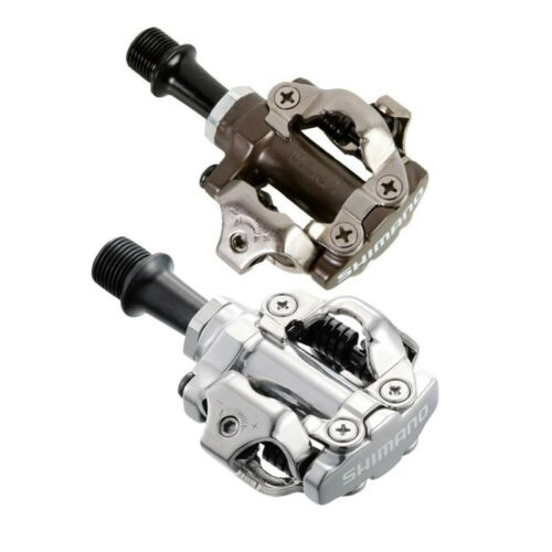 SHIMANO PD-M540 Pedals MTB Mountain Bike Clipless Pedals With SPD Cleats