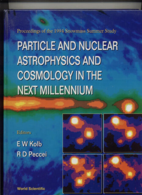 Particle and Nuclear Astrophysics and Cosmology in t...