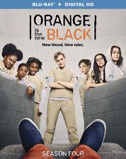 Orange Is The New Black: Season 4 Blu-ray