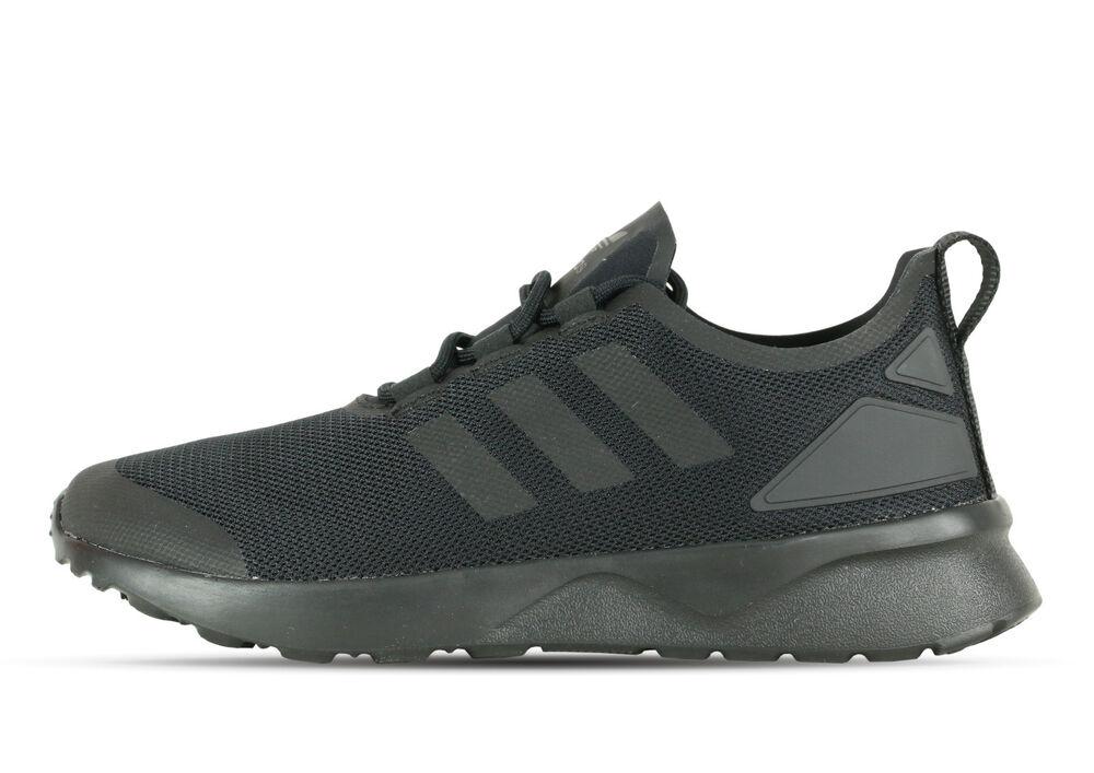 Adidas zx flux ADV verve Femme noir s75982-Noir-sneaker + Neuf +-