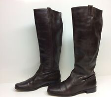 275f6838dc49 item 5 WOMENS MICHAEL KORS SQUARE TOE RIDING LEATHER BROWN BOOTS SIZE 10 M  -WOMENS MICHAEL KORS SQUARE TOE RIDING LEATHER BROWN BOOTS SIZE 10 M