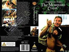 The Mosquito Coast, Harrison Ford Video Promo Sample Sleeve/Cover #15923