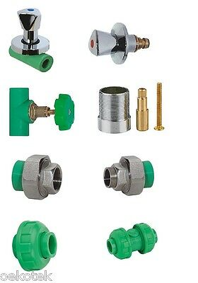 PPR Aqua Plus Kappe 40mm Fusiotherm Wasserleitung Endkappe Verschluss