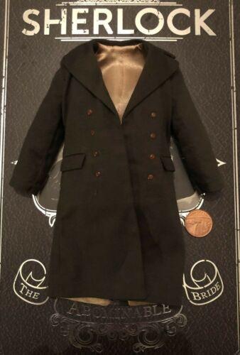 Gran jefe Studios BCS Dr Watson abominable novia sobre Abrigo Suelto Escala 1//6th