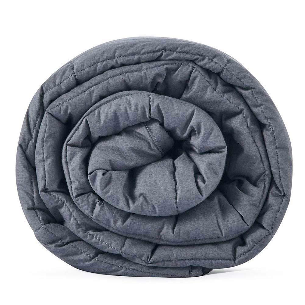 CuteKing Weighted Heavy Blanket 20lbs 60''x80'' Queen or Full Size for Adult