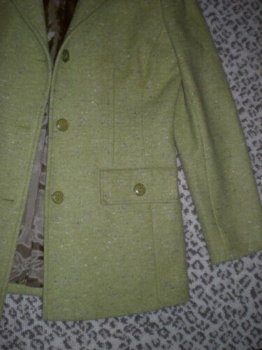 ~ France Weinberg ~ 40 wool made Weekend angora Blazer ~ Jacket In Stylish fSFwqZWSU