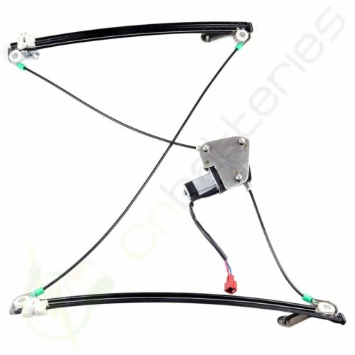 Window Regulator w// Motor for 1996-00 Chrysler Town /& Country Front Driver Side