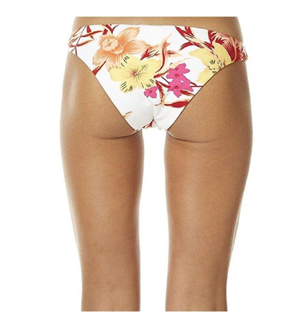 Somedays Lovin Zinnia Zinnia Zinnia Floreale Slip Bikini 9ea185