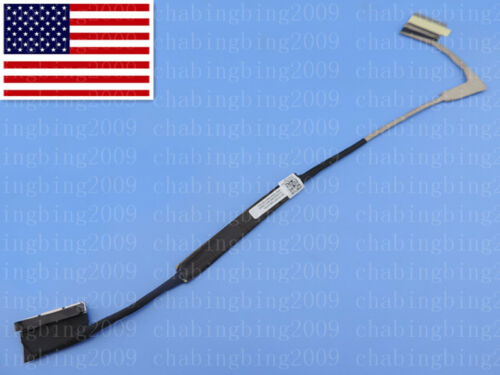 Original LCD LED LVDS VIDEO SCREEN EDP CABLE for Dell Inspiron 15R 7566 7567 FHD