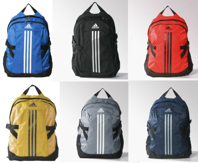 Adidas Backpack Rucksack Bag School College Travel Training Gym Sports Football