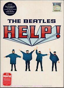 THE BEATLES Help! 2007 MALAYSIA / EU DIGIPAK 2-DVD + 16pg BOOKLET RARE REGION 0