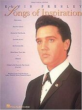 Elvis Presley - Songs Of Inspiration (Piano-Vocal-Guitar)-ExLibrary