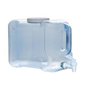 Bpa Free Water Dispenser 3 Gallon Water Plastic Bottle Jug Refrigerator ...