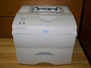 IBM INFOPRINT 1222 DRIVER FOR WINDOWS