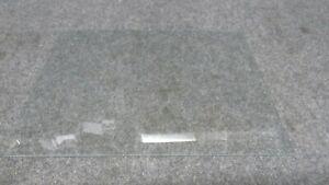 Fridge & Freezer Parts & Accessories USED KENMORE REFRIGERATOR LOWER CRISPER GLASS TOP  WR32X1473 17 3/4 BY 14 1/4