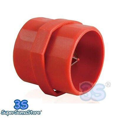 3S SBAVATUBI SBAVATORE in PLASTICA TUBO RAME 6 42mm INTERNO ESTERNO LAME ACCIAIO