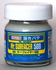 Gunze Sangyo MR HOBBY MR SURFACER 500 LIQUID #SF285
