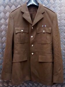 Initiative Genuine British Army Fad No2 Dress Jacket Tunic Used Nourishing The Kidneys Relieving Rheumatism All Sizes No Belt
