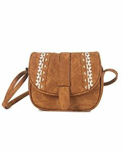 Image Is Loading Rip Curl Womens Bag Hesperia Small Brown Shoulder