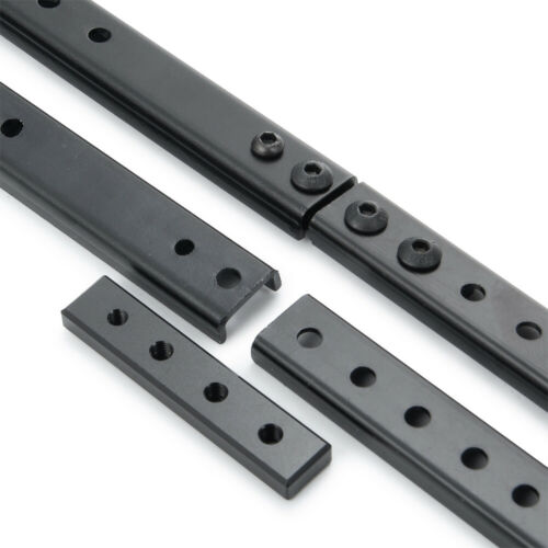 1PAIR 6X6 Chassis Frame Rails Beams For RC 1//10 Axial SCX10 Crawler Car