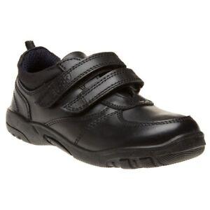 Graham pour noir en Chaussures Nouveau Graham garçons cuir 4ZtnxY