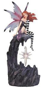 8-034-Purple-Fairy-LED-Light-Crystal-Star-Statue-Figurine-Figure-Fantasy-Fairies