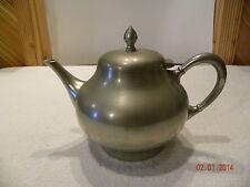 Metawa Holland Pewter Teapot