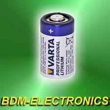* Ersatzbatterie VARTA ABUS FU2990 Secvest Melder Bedienteil Glasbruchmelder *
