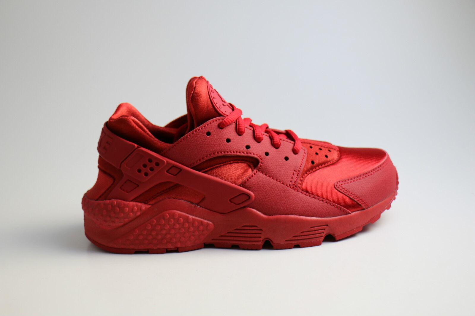 Nike wmns air huarache run triple red red triple Gym red 36,5 37,5 38 38,5 39 40 42,5 44 333eb1