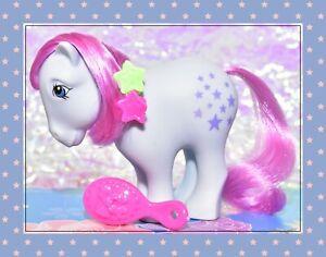 ❤️My Little Pony 25th Anniversary Retro Bluebelle 2007 Earth Pony G1 Style❤️
