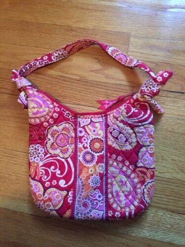 Himbeer pink Form Aus Umhngetasche Tolle Vera Bradley Olivia fizz YIvqxwgzx