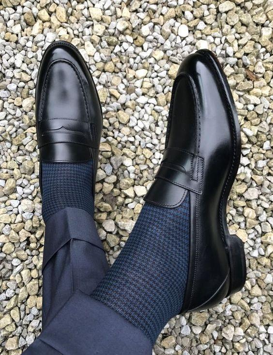 servizio onesto Handmade Uomo nero Leather Moccasins Moccasins Moccasins scarpe, Loafer, Uomo nero Formal scarpe  benvenuto a comprare