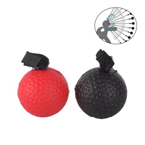 1PC Fighting Boxing Reflex Ball For Reflex Speed Training Boxing Punch Ball FS