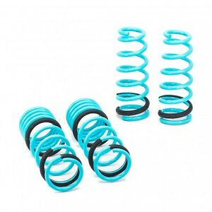 Image is loading GODSPEED-GSP-TRACTION-S-LOWERING-SPRINGS-SET-03-