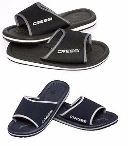 Cressi Lipari Ciabatte Pantofole Mare Piscina Nuoto Sportive Uomo Donna