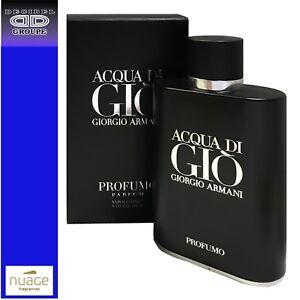 Giorgio Armani Acqua Di Giò Homme Profumo Parfum Edp 125 Ml Vapo