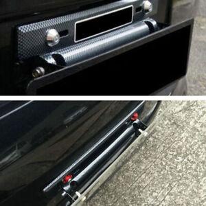 Universal-einstellbare-Kohlefaser-Anzahl-Car-Racing-Kennzeichenhalter-DUQ