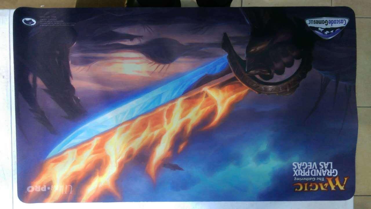 Ultra Pro MTG Grand Prix Las Vegas 2013 Sword of Fire and Ice Playmat