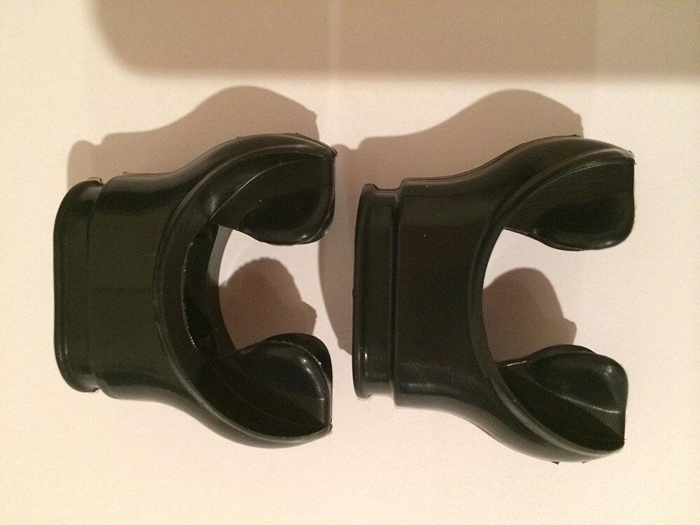 Aqua Lung - Apeks Mundstück - 10 Stück Standard Silikon - Neu vom Fachhandel
