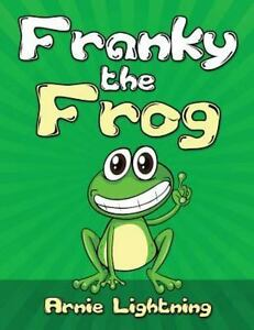 Details about Franky the Frog : Short Stories, Funny Jokes, and Games!,  Paperback by Lightn