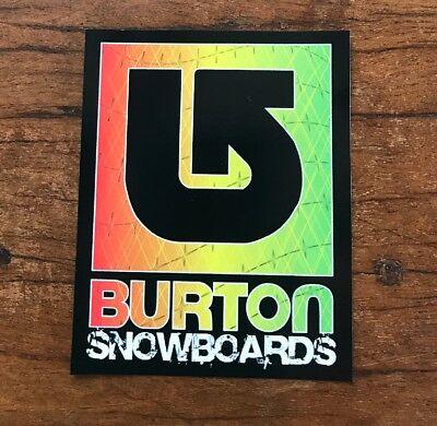 Snowboarding Skiing Snow Mountain Sports Freestyle Burton Ski Sticker