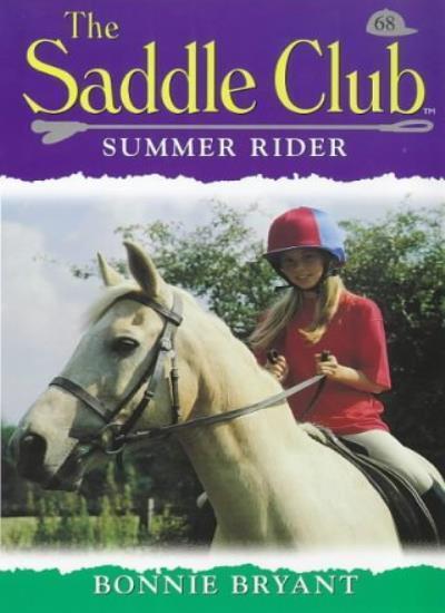 Summer Rider (Saddle Club),Bonnie Bryant