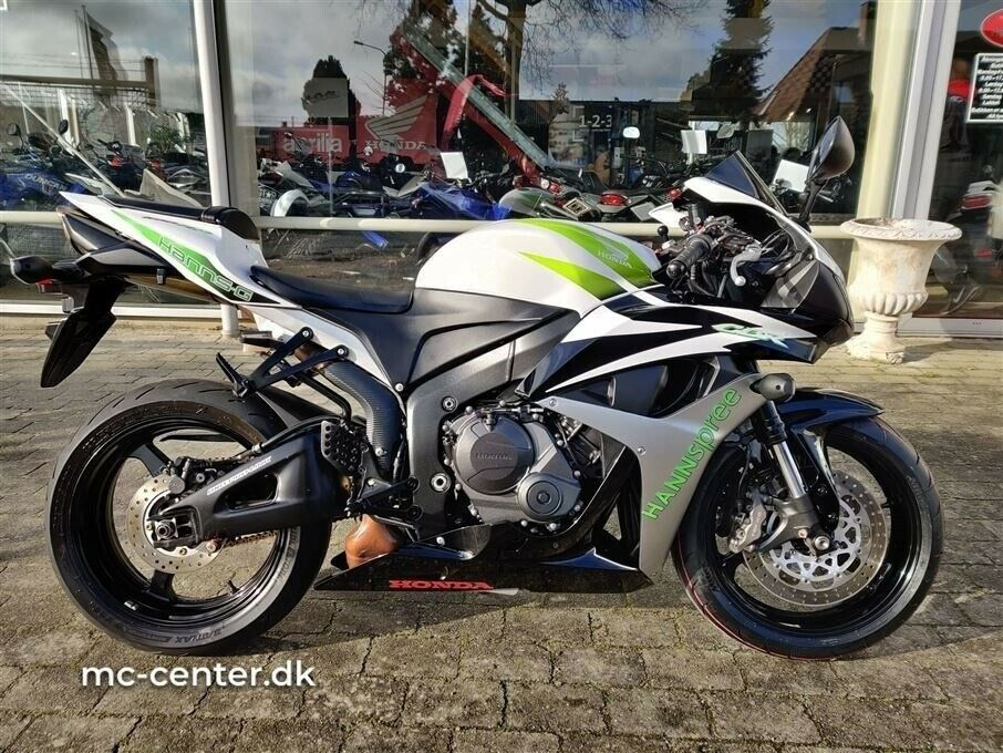 Honda, CBR 600 RR HANNspree Ten Kate Replica, ccm 28000