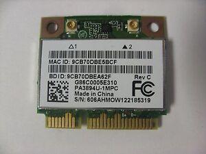 Toshiba Satellite C660 Broadcom WLAN Windows 8 X64 Driver Download