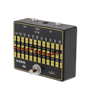 CP-24-10-Band-EQ-Equalizzatore-True-Bypass-chitarra-effetto-pedale-con-u3i1