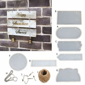 1pc-Handmade-Clear-Silicone-Sign-Mold-DIY-Home-Door-Number-Plate-Mould-Tools